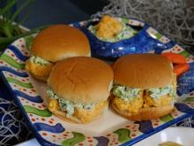 Local Dish: Firecracker shrimp sliders with slaw