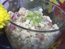 Local Dish: Cauliflower salad