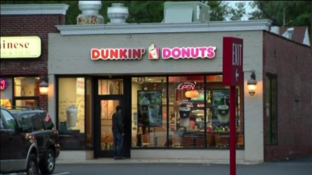 "An employee at a Connecticut Dunkin Donuts is facing backlash after reportedly telling a police officer, ""We don't serve cops here."""