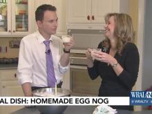 Local Dish: Homemade eggnog