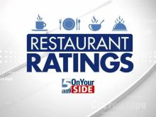 Restaurant Ratings Feb. 17