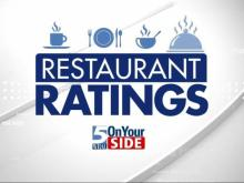 Restaurant Ratings: Rajbhog Cafe in Morrisville, Dunkin' Donuts in Raleigh