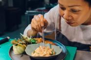 IMAGES: A Thai Chef Heads Home for a Challenge