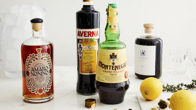 Amari, the bitter European-style aperitifs and digestifs, in New York, November 2018. This season, bartenders are combining amari with brown spirits like dark rum, bourbon, rye and Scotch for autumn and winter drinks. (Ryan Liebe/The New York Times)