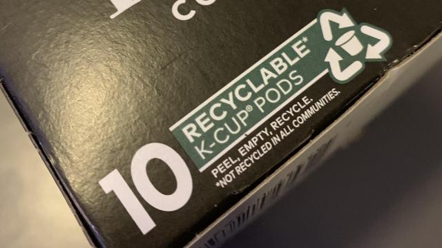 Keurig rolls out recyclable plastic K-Cup pods