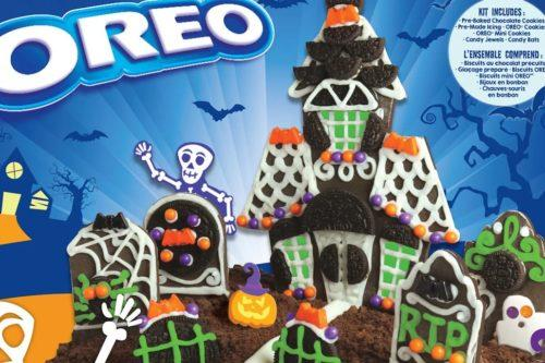 Spooky Graveyard Cookie-decorating Kits Are The Halloween Version Of Gingerbread Houses (Simplemost Photo)