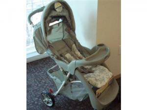 Graco announced a major recall of its strollers after several children lost finger tips when the canopy was opened and closed.
