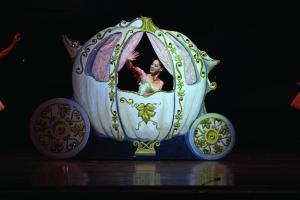Carolina Ballet presents Cinderella