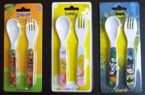 The Consumer Product Safety Commission recalled these utensil sets in March 2010.