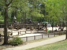 Playground review: All Children's Playground in Raleigh