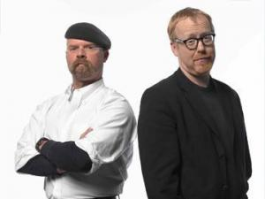 Adam and Jamie of MythBusters