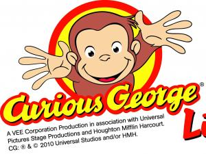 Curious George Live! will stop at the RBC Center in August 2010.
