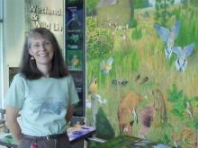 Marti Kane of Centennial Center for Wildlife Education