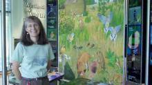 Marti Kane of Centennial Center for Wildlife Education
