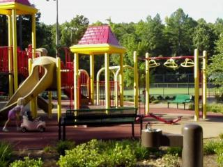Ritter Park is in Cary.