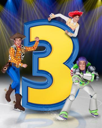Disney on Ice will be at the RBC Center in December 2010.