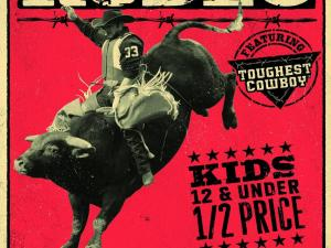 World's Toughest Rodeo will make a stop at the RBC Center on Jan. 14, 2011.