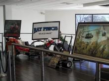 Ray Price Legends of Harley Drag Racing Museum