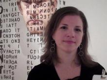Jessica Ruhle, associate curator of education at the Nasher Museum of Art
