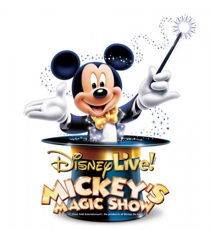 Mickey's Magic Show will be at the DPAC April 1.