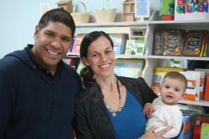 Jessica Greene and her husband opened the Durham craft store after the birth of their first child.