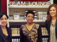 Makeover at Glam Lounge