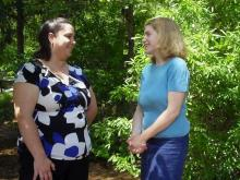 Heather Wray and Sarah Lindenfeld Hall