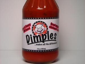 Dimples BBQ Sauce