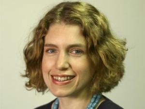 Sarah Lindenfled Hall, GoAskMom editor