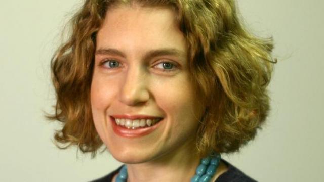 Sarah Lindenfeld Hall, GoAskMom editor