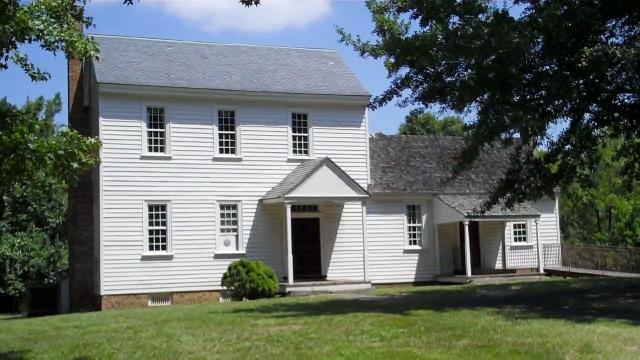 Historic Stagville in Durham