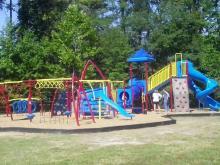 Rolesville's Main Street Park