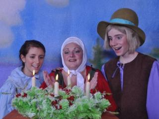 The Raleigh Little Theatre will perform the holiday musical from Nov. 4 to Nov. 20.