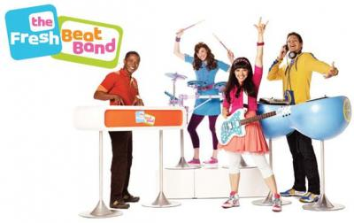 The Fresh Beat Band (Image from Live Nation)