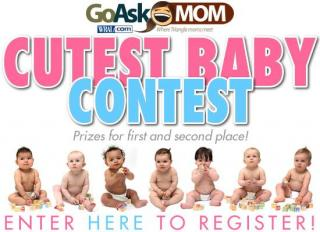 WRAL Go Ask Mom Cutest Baby Contest 2012