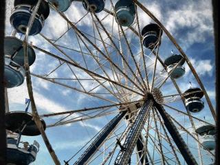 First Night to bring Ferris wheel to downtown Raleigh.