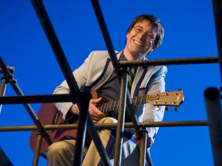 "3/4/10 2:26:58 PM --  Justin Roberts Photographed on one of the Original ""Junglegym"" sets created by Sebastian Hinton at the Winnetka Historical Society. ʔodd Rosenberg Photography 2010"