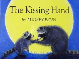 The Kissing Hand by Audrey Penn, who will be the visiting author during the Lucy Daniels Center's Bookmarked! 2012.