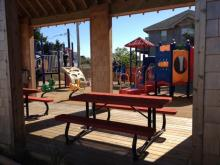 Playground in Hatteras Village