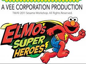 Sesame Street Live: Elmo's Super Heroes