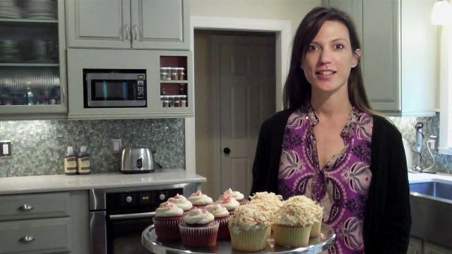 Jen Strain, Jenny's Cupcakery