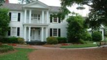Main house at Historic Oak View County Park