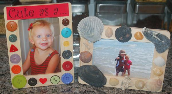 Genny Upton of In Lieu of Preschool shares this simple craft for Father's Day.