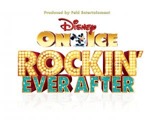 Disney on Ice presents Rockin' Ever After in December 2012 at the PNC Arena in Raleigh.