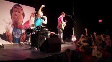 Recess Monkey performs Lemonade at The ArtsCenter