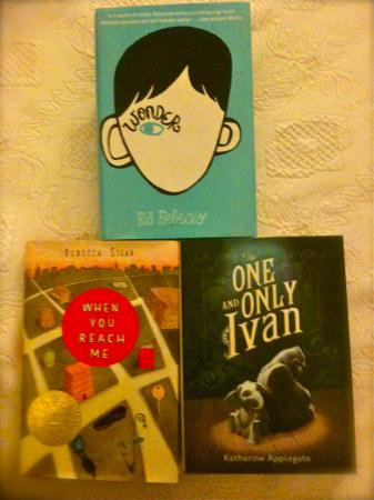 Summer reading recommendations for kids