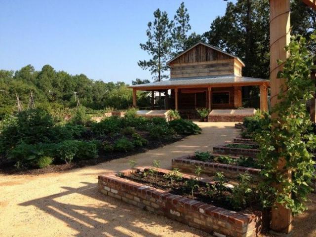 Charlotte Brody Discovery Garden at Duke Gardens