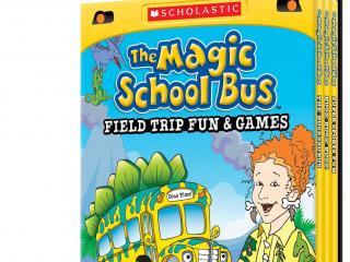 The Magic School Bus DVD set