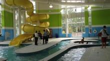 IMAGES: Buffaloe Road Aquatics Center