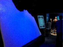 Iceberg at Titanic: The Artifact Exhibition